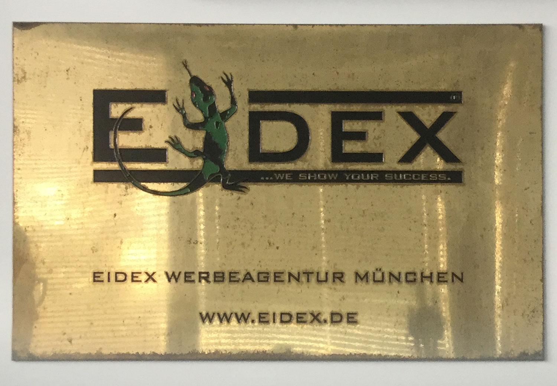 EIDEX Werbeagentur München Give Aways