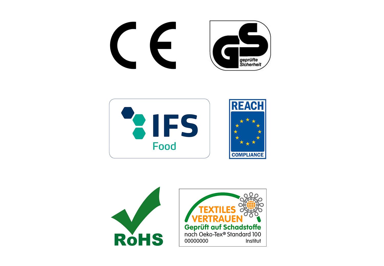 EIDEX Verantwortung Produktsicherheit Anbieter Werbemittel