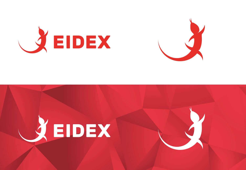 EIDEX Logo Relaunch Werbemittel München