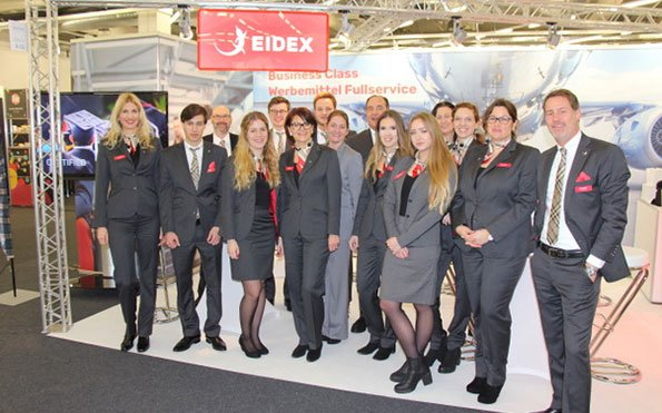 EIDEX Werbemittel Messe Fullservice