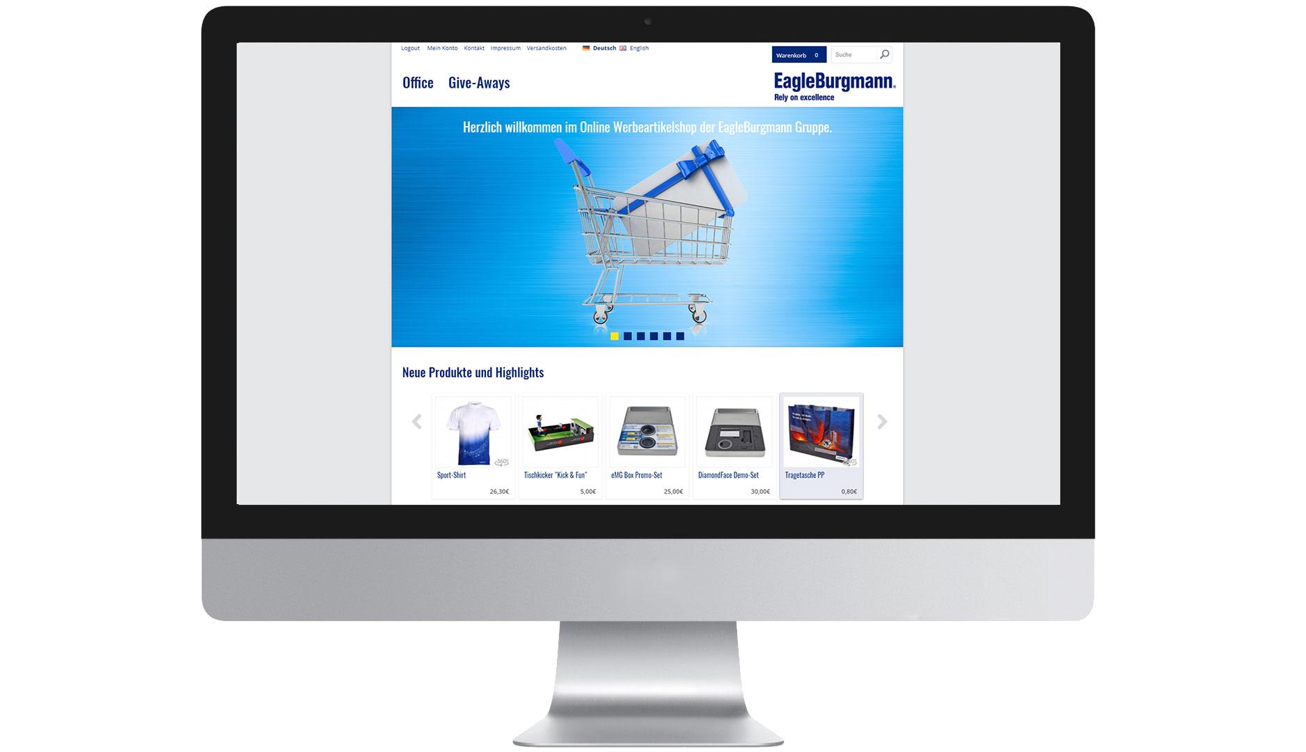 EIDEX Shopsysteme Eagle Burgmann