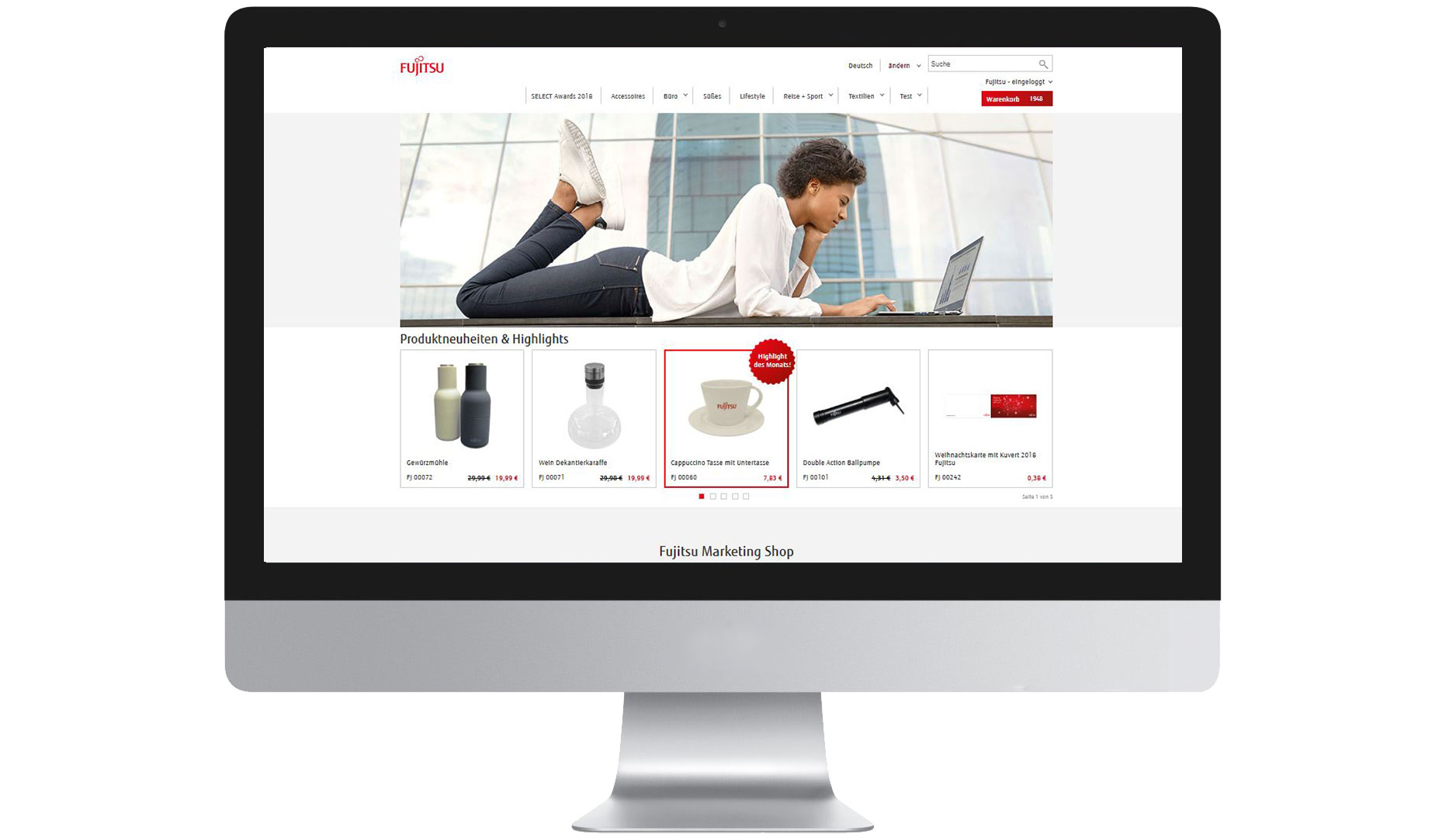 EIDEX Shopsysteme Fujitsu