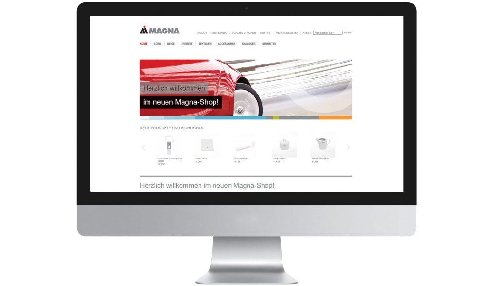 EIDEX Shopsysteme Magna