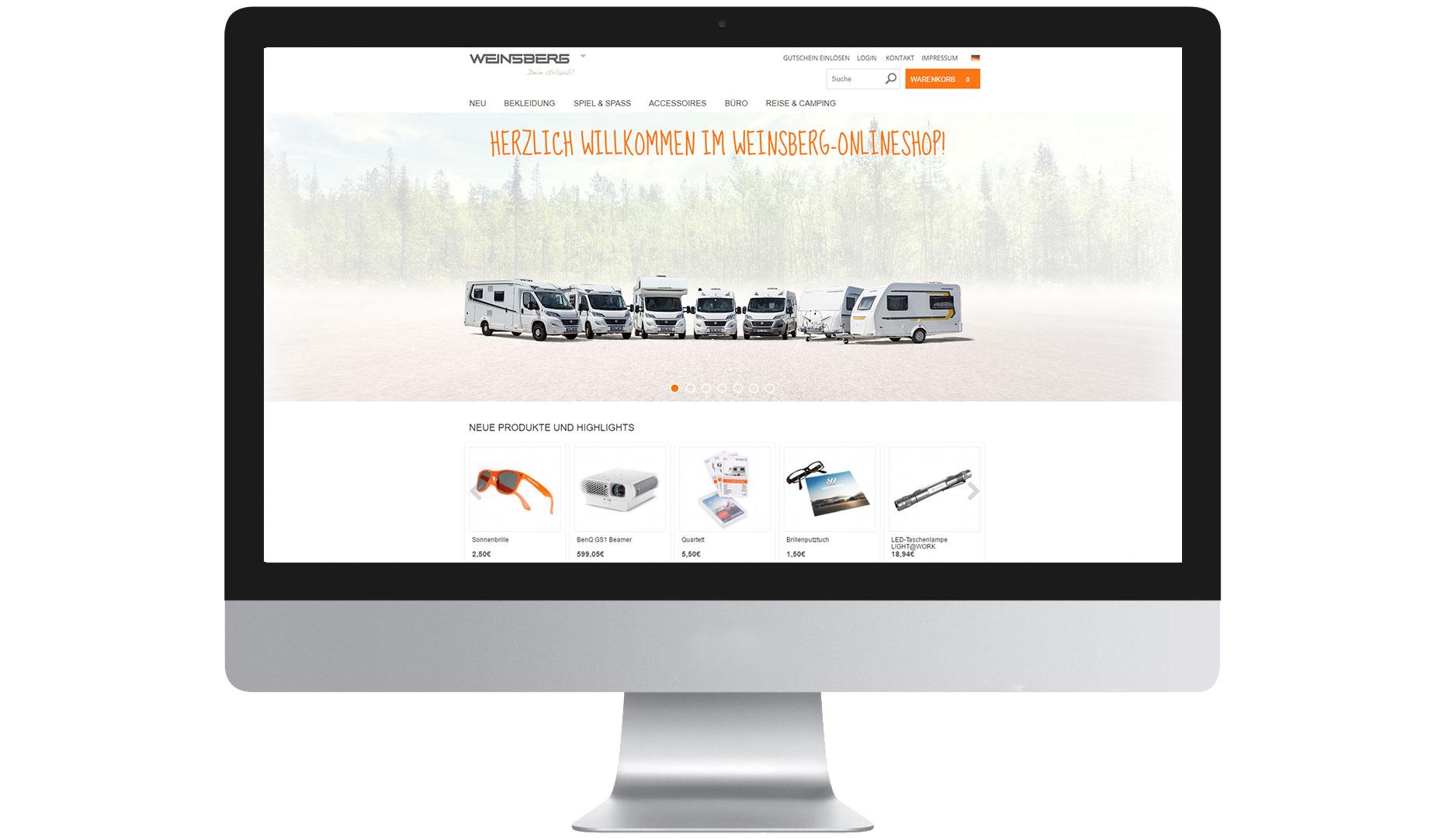 EIDEX Shopsysteme Weinsberg